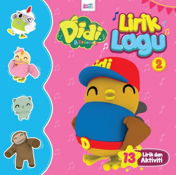 didi and friends lirik lagu volume 2 jpg