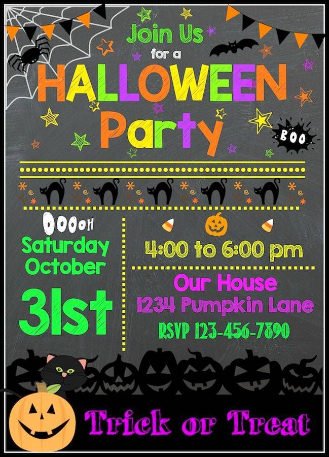 Poster Open Recruitment Power Halloween Party Flyer Template Party Flyer Templates Inspirational