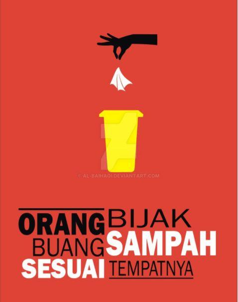 Dapatkan Bermacam Contoh Poster Slogan Kebersihan Lingkungan