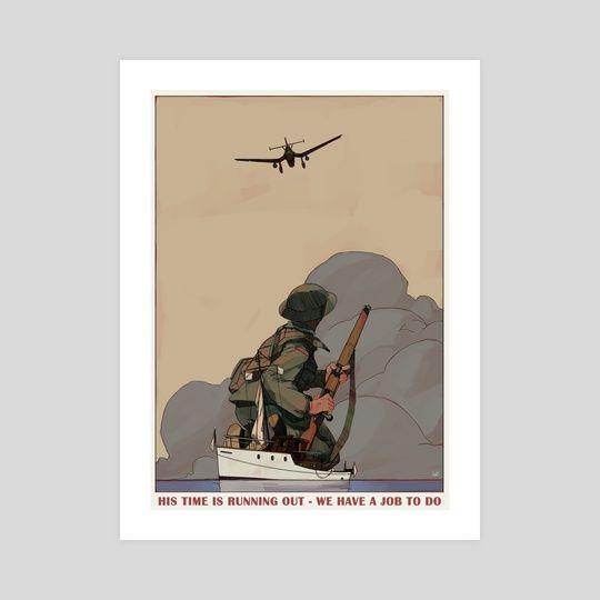 dunkirk propaganda poster