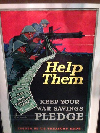 national infantry museum and soldier center one of the propaganda posters