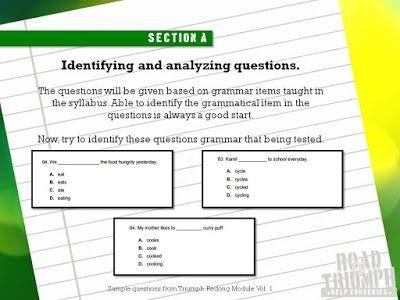 nota bahasa inggeris tahun 3 yang berguna teknik menjawab kertas bahasa inggeris pemahaman 013a format