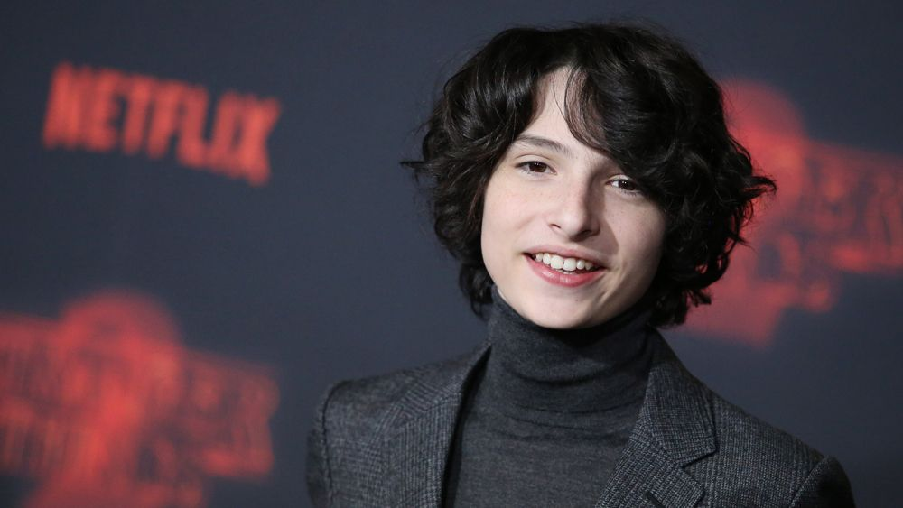 Stranger Things Poster Terhebat Finn Wolfhard to Star In Haunted House Movie Turning Variety