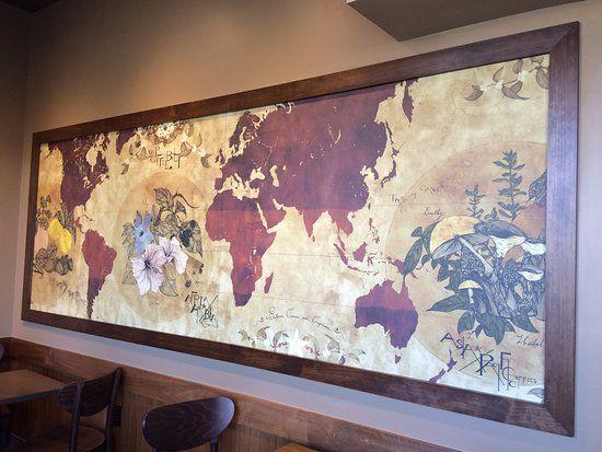 Wall Poster Terhebat Starbucks Store 13414 Eubank Se Albuquerque Story Of Coffee In