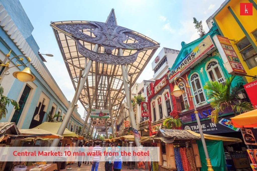 Gambar Ampai-ampai Baik K Hotel Kuala Lumpur Harga Terkini 2019