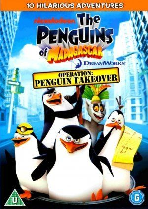 penguins of madagascar operation penguin takeover