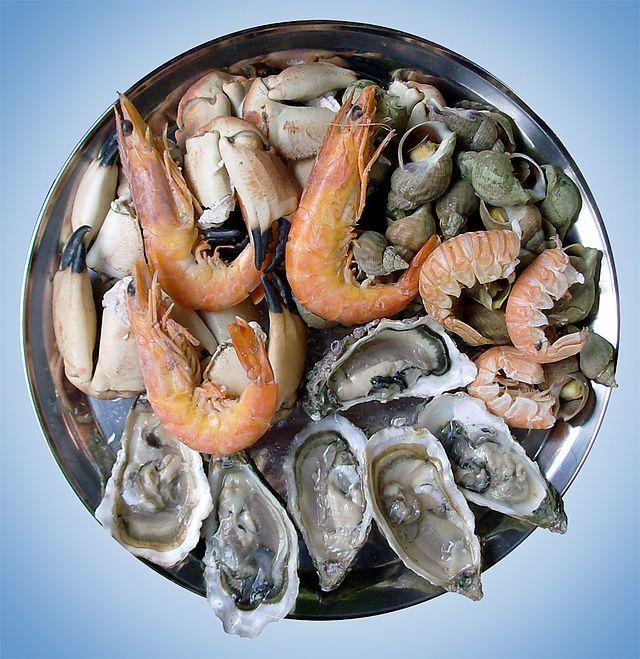 Gambar Jerung Meletup Makanan Laut Wikiwand