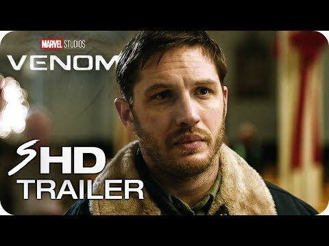 marvel s venom 2018 teaser trailer concept tom hardy marvel movie hd fan made youtube