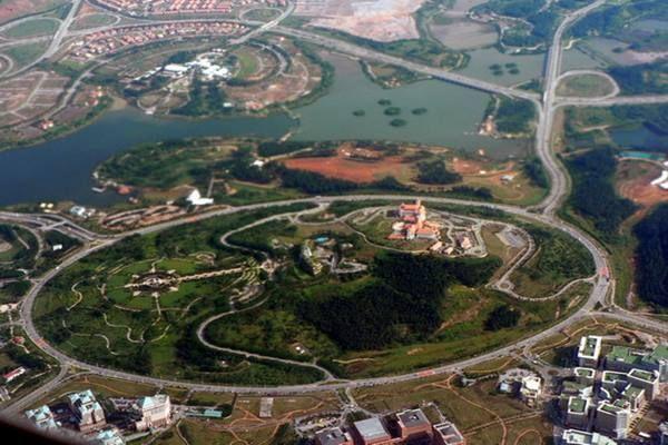 roundabout terbesar di dunia jpg