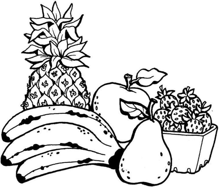 gambar mewarna lipas terhebat himpunan gambar mewarna buah buahan tempatan yang power dan boleh di