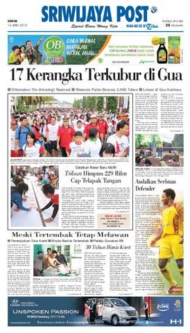 Gambar Lotong Chengkong Berguna Sriwijaya Post Edisi Senin 23 April 2012 by Yulius Saputra issuu