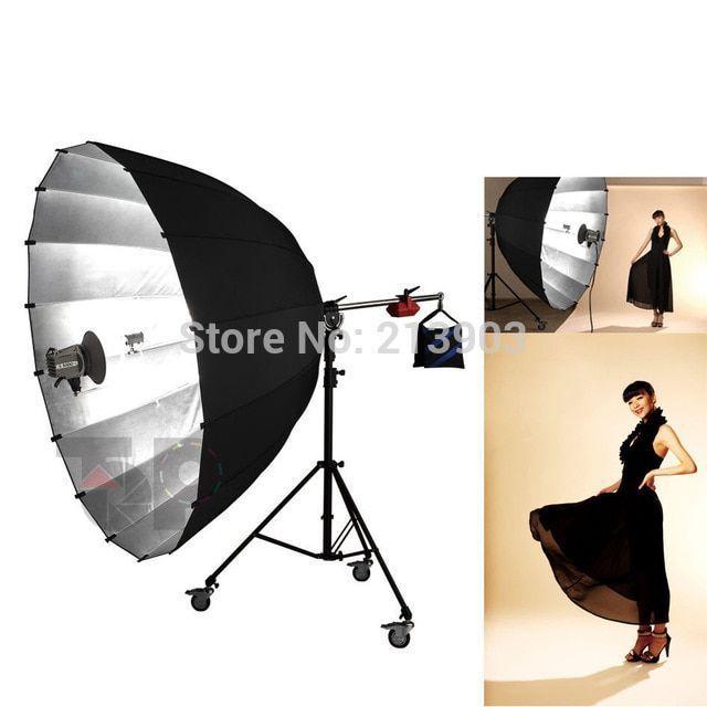 gambar lampu untuk mewarna terhebat pro studio od 71 inch besar payung photo studio pencahayaan lampu