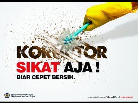 Gambar Mewarna Kelawar Kumis Gua Menarik Muat Turun Pelbagai Contoh Poster Anti Korupsi Yang Terhebat Dan