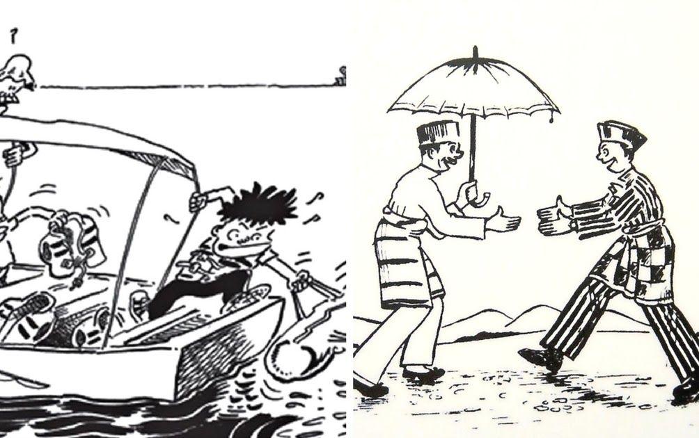 10 fakta menarik sejarah komik dan animasi malaysia anda patut tahu edisi akhir zaman