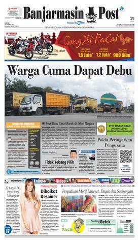 Gambar Mewarna Kelawar Ladam-bulat Dayak Berguna Bp20170119 by Banjarmasin Post issuu