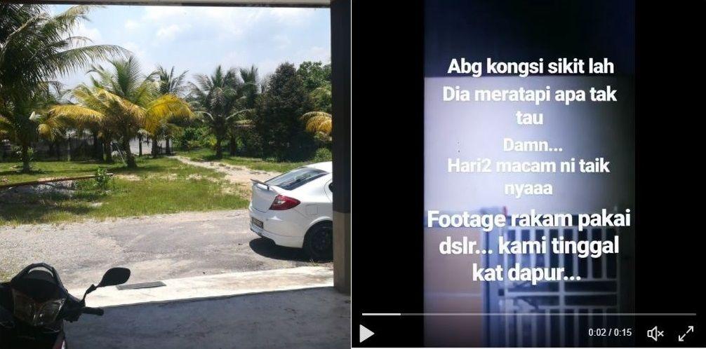 Gambar Mewarna Kelawar Ladam Bulat Terhebat Video Tak Boleh Tidur Hantu Kacau Pelajar Berjaya Rakam Suara