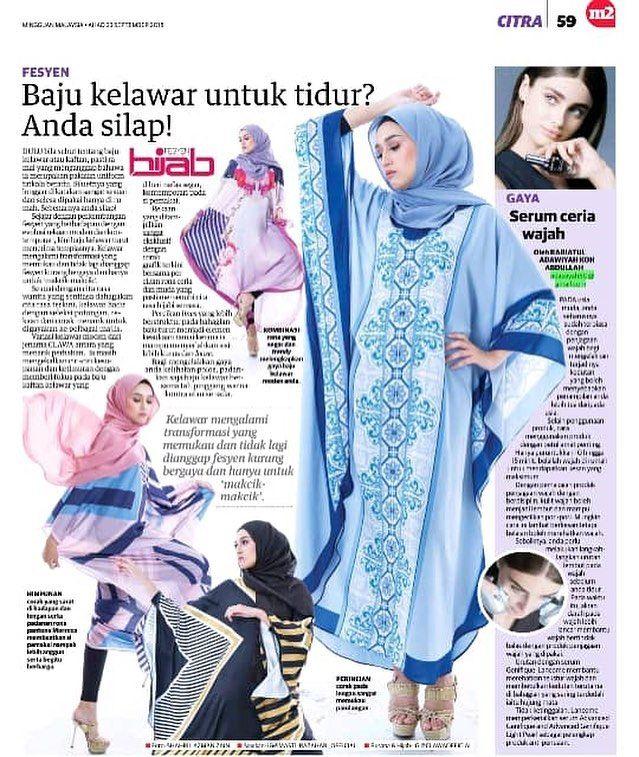 hijabfesyen magz sept d download app ekarya bicara tentang transformasi baju kelawar oleh