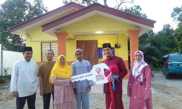 Gambar Mewarna Rubah Baik Baiti Jannati Ubah Nasib Sharifah Aini Kelantan Utusan Online