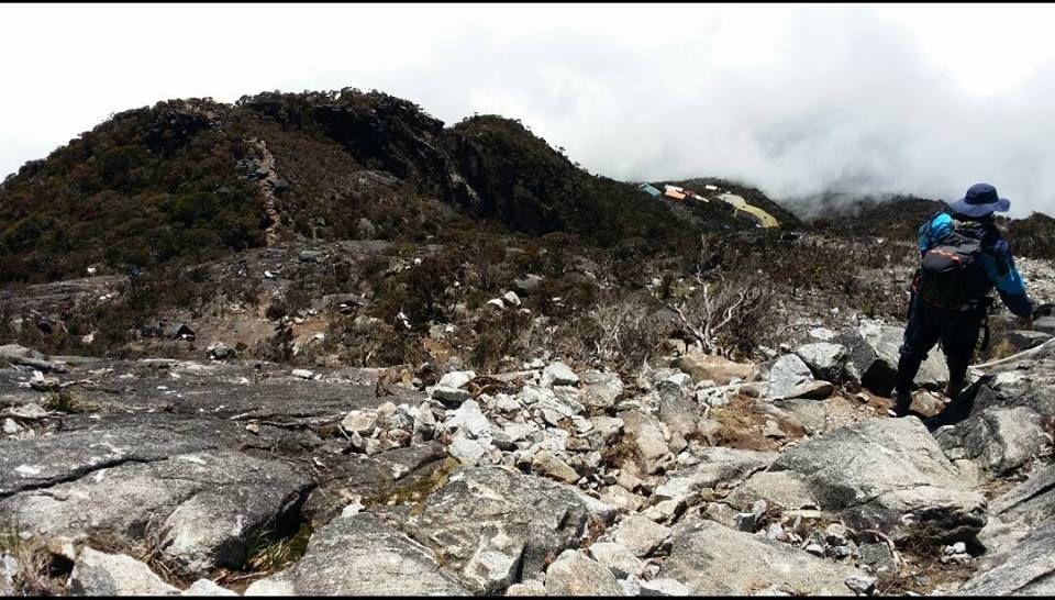 simfoni alam jejak kemusnahan gunung