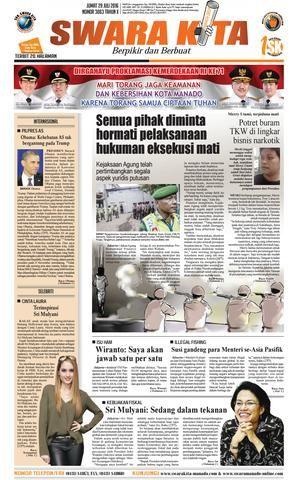 Gambar Mewarna Ular Tedung Senduk Meletup Swara Kita 29 Juli 2016 by Deydi Mokoginta issuu