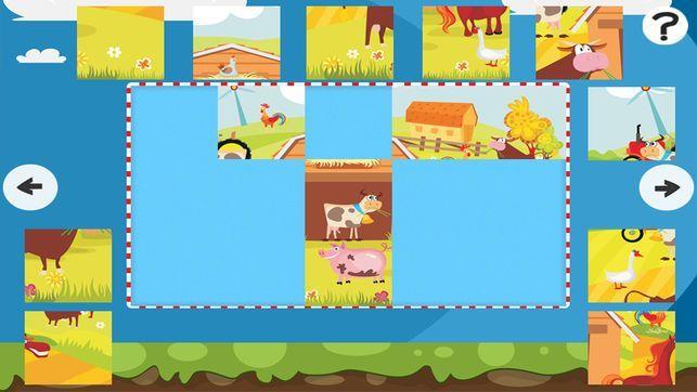 gambar mewarna biri biri menarik teka teki jigsaw ladang permainan teka teki jigsaw untuk kanak