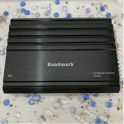 Poster Burung Tempua Hebat Roadmark R2 2 Channel High Performance Mosfet Car Amplifier 800 Max