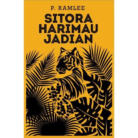 Poster Harimau Belang Berguna Sitora Harimau Jadian by P Ramlee