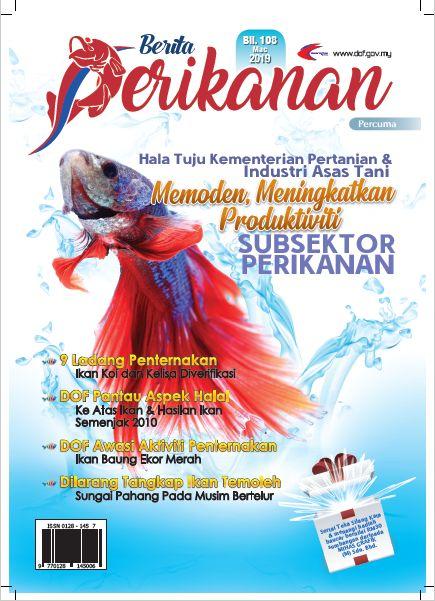 Poster Harimau Biru Bernilai Portal Rasmi Jabatan Perikanan Malaysia