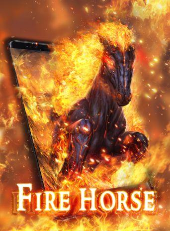 Poster Harimau Biru Meletup Kuda Api Wallpaper Hidup 1 1 3 Unduh Apk Untuk android Aptoide