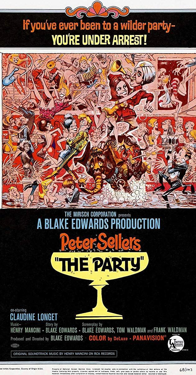 bukber poster meletup the party 1968 imdb