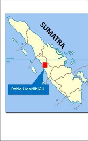 5 danau maninjau d anau maninjau terletak di kecamatan tanjung raya