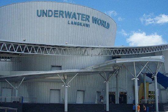 underwater world langkawi admission