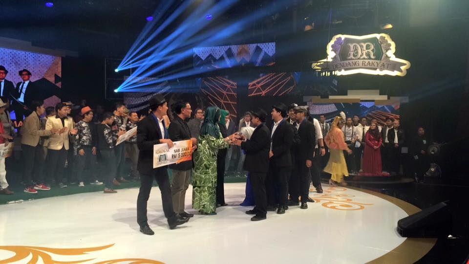 siaran media kumpulan warisan seni negeri sembilan dinobat juara dendang rakyat 2015