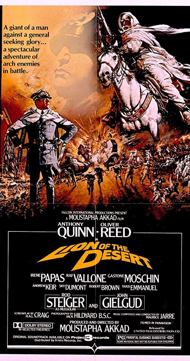 ukuran poster film terhebat lion of the desert 1980 imdb