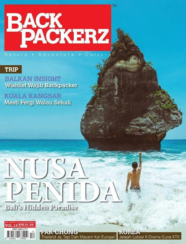 trip thailand di majalah backpackerz