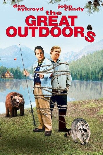 Poster orangutan Penting the Great Outdoors Full Movie Watch Online Stream or Download Chili