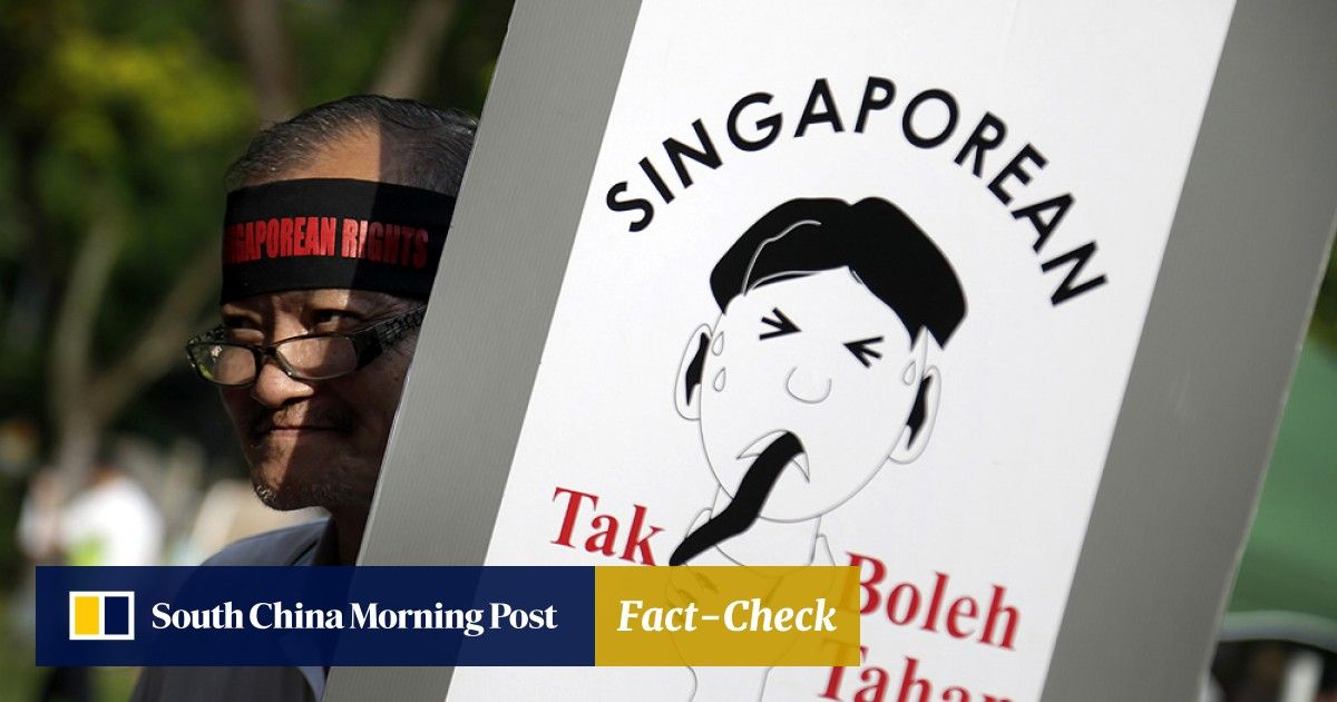 filipino infestation in singapore blog sparks embassy call for probe south china morning post